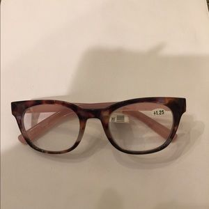 Anthropologie Reading glasses no 1.25